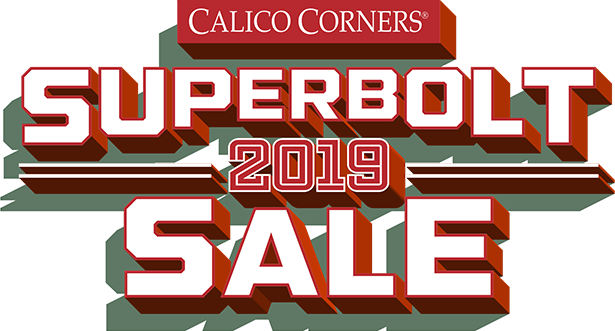 Calico Corners Florida SuperBolt Sale